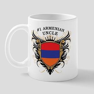 Number One Armenian Uncle Mug
