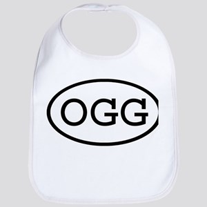 OGG Oval Bib
