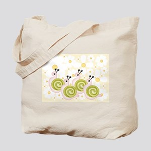 SnailPase Tote Bag