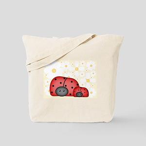LadybugLove Tote Bag