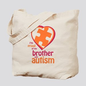 Proud of Brother (4PO) Tote Bag