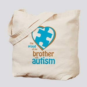 Proud of Brother (4BB) Tote Bag