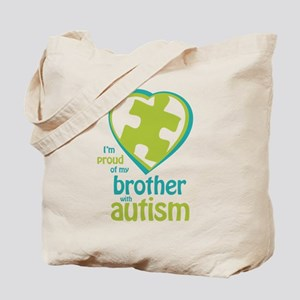 Proud of Brother (4GB) Tote Bag