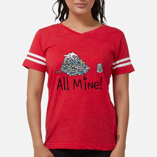 All Mine! Women's Light T-Shirt