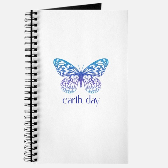 Earth Day - Butterfly Journal