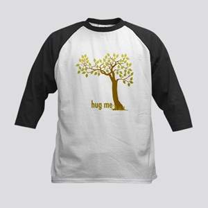 Hug Me TREE (2) Kids Baseball Jersey