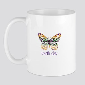 Earth Day - Butterfly Mug
