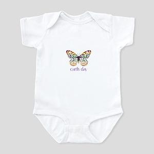Earth Day - Butterfly Infant Bodysuit