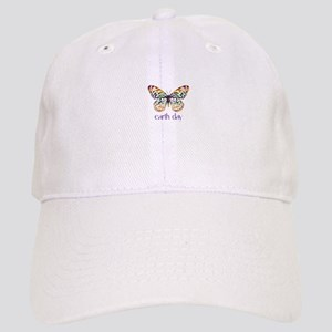 Earth Day - Butterfly Cap