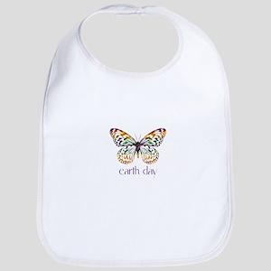 Earth Day - Butterfly Bib