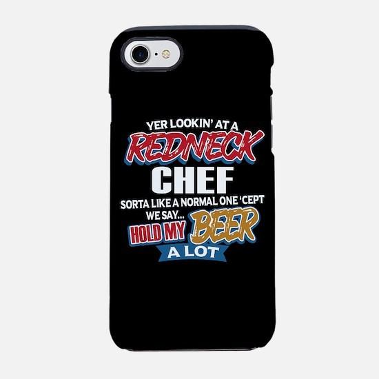 Redneck Chef iPhone 8/7 Tough Case