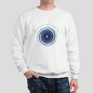 BE THE CHANGE Sweatshirt