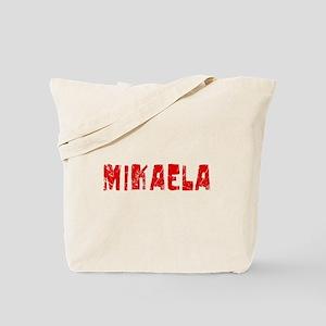 Mikaela Faded (Red) Tote Bag
