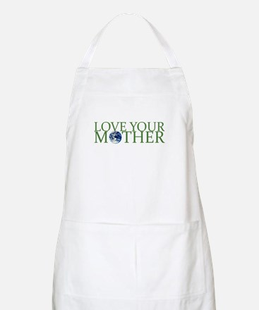 Love Your Mother BBQ Apron