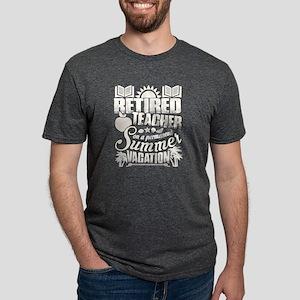 Retired Teacher T Shirt T-Shirt