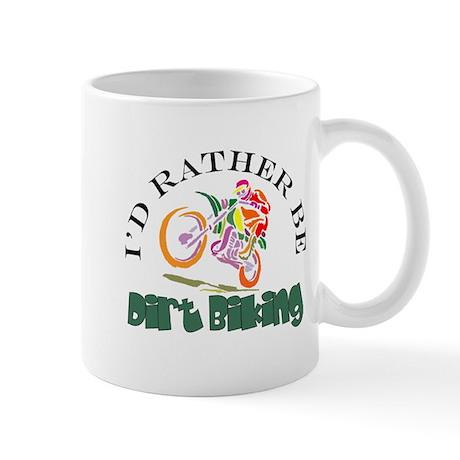 Dirt Biking Mug