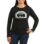RWT Women's Long Sleeve Dark T-Shirt