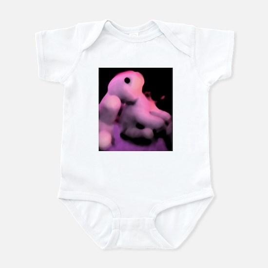 Bunny POp ghost Body Suit