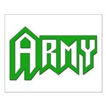 Army Small Poster