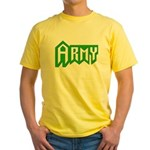 Army Yellow T-Shirt