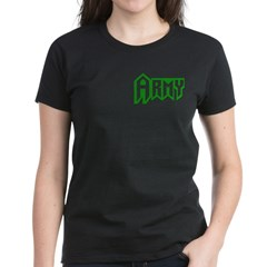 Army Women's Dark T-Shirt