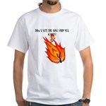 Icarus White T-Shirt