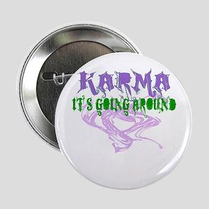 """Karma 2.25"""" Button"""