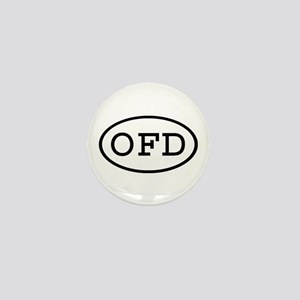 OFD Oval Mini Button