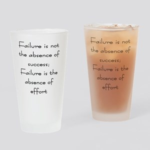 motivation saying Drinking Glass
