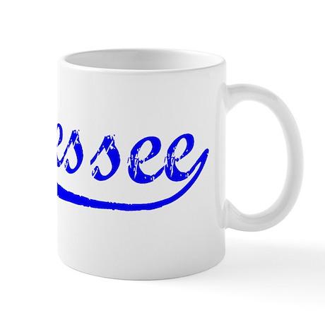 Vintage Tennessee (Blue) Mug