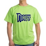 Navy Green T-Shirt