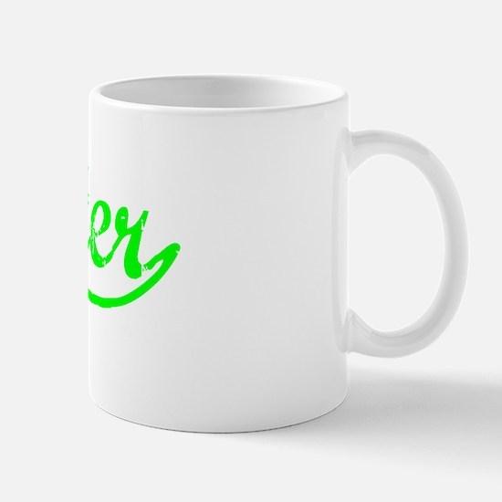 Vintage Chester (Green) Mug