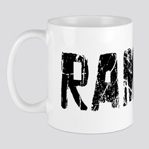 Ramiro Faded (Black) Mug