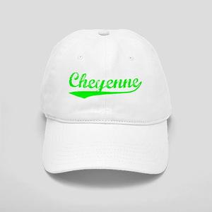 Vintage Cheyenne (Green) Cap