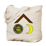 The three lesser lights No. 1 Tote Bag