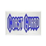 Coast Guard Rectangle Magnet (100 pack)