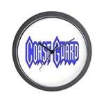 Coast Guard Wall Clock