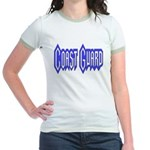 Coast Guard Jr. Ringer T-Shirt