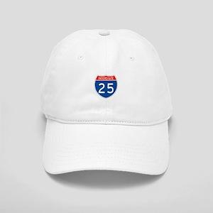 Interstate 25, USA Cap