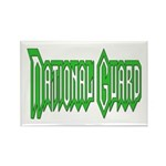 National Guard Rectangle Magnet (10 pack)