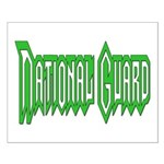 National Guard Small Poster