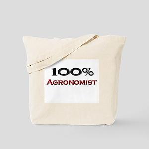 100 Percent Agronomist Tote Bag