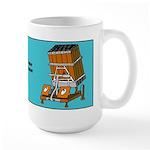 15 Oz Ceramic Large Mug Mugs