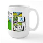 15 Oz Jerusalem Israel's Eternal Capital Mug M