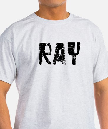 Ray Faded (Black) T-Shirt