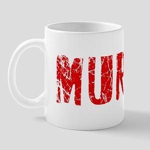 Murphy Faded (Red) Mug