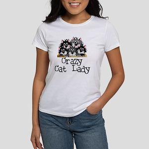 Crazy Cat Lady Women's T-Shirt
