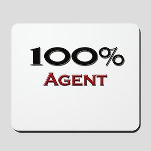 100 Percent Agent Mousepad