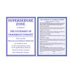 Supersedure & Covenant Mini Poster Print