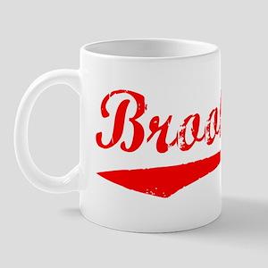 Vintage Brookings (Red) Mug